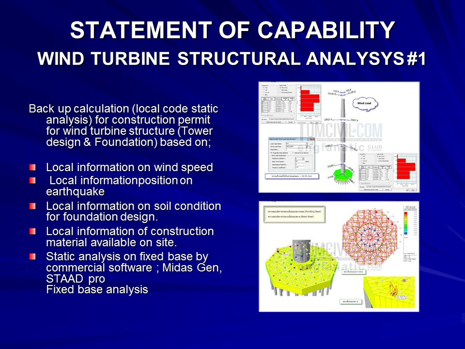 Wind Turbine Services Infratech Energy